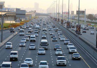 Traffic Counting Surveys UAE